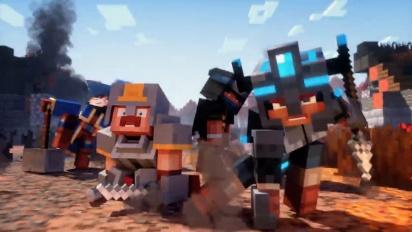 Minecraft Dungeons - Unite Traileri
