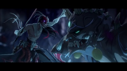 League of Legends- Kin of the Stained Blade - Spirit Blossom 2020 Cinematic Traileri