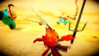Fight Crab - Nintendo Switch Preview Traileri