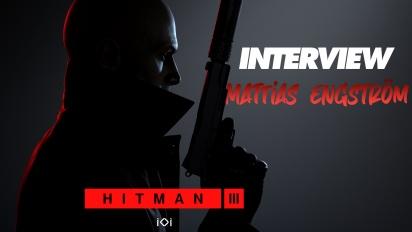 Hitman 3 - haastattelu