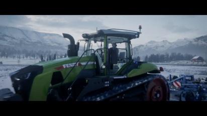Farming Simulator 22 - Cinematic Release Date Traileri