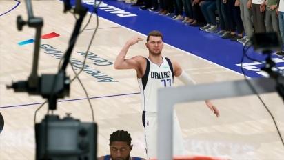 NBA 2K22 - Official Gameplay Reveal Traileri