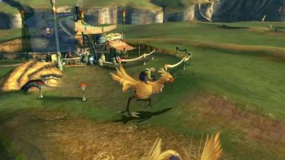 Final Fantasy X/X-2 HD Remaster - Spira Trailer