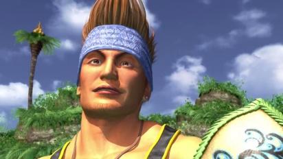 Final Fantasy X/X-2 HD Remaster - Wakka Trailer