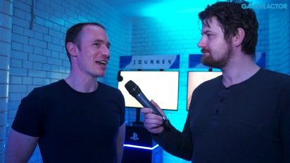 Journey - Haastattelu Sony Digital Showcase -tapahtumasta