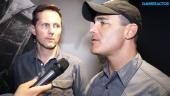 Call of Duty: Infinite Warfare - Taylor Kurosaki & Brian Bloom -haastattelu