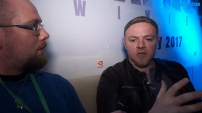 Impact Winter - haastattelussa Stuart Ryall & Mark Norman