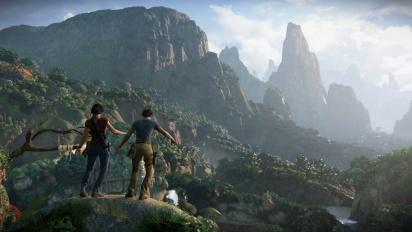 Uncharted: The Lost Legacy - julkaisutraileri