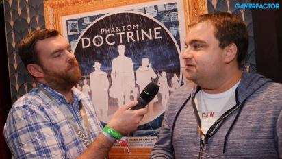 Phantom Doctrine - Blazej Krakowiak haastattelussa