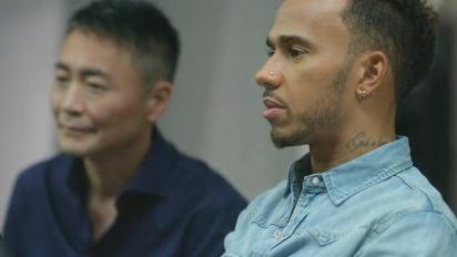 Gran Turismo Sport - Lewis Hamiltonin esittely