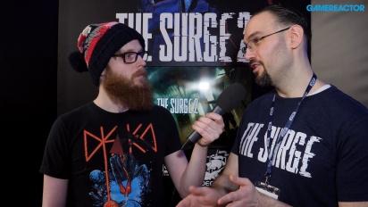 The Surge 2 - Adam Hetenyi haastattelussa
