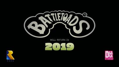 Battletoads - julkistustraileri
