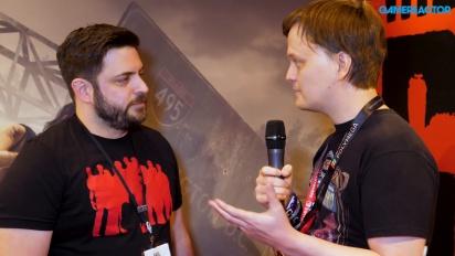 Overkill's The Walking Dead - Saul Gascon haastattelussa