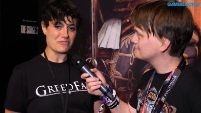 Greedfall - Jehanne Rousseau haastattelussa E3 2018