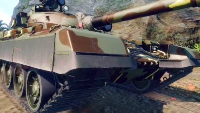 Armored Warfare - Xbox-julkaisutraileri