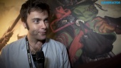 Total War: Three Kingdoms - Pete Stewart ja Dominique Starr haastattelussa