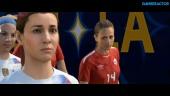 FIFA 19 - Kim's Journey -pelikuvaa