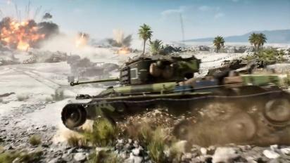 Battlefield V - julkaisutraileri