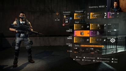 GR Liven uusinta: The Division 2 - Dark Zones & Conflict