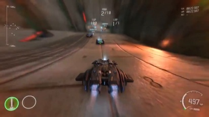 Grip: Combat Racing -  AirBlade Anti-Grav Update
