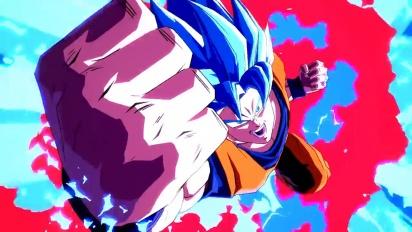 Dragon Ball FighterZ - Goku Day -traileri