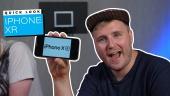 Tarkastelussa iPhone XR