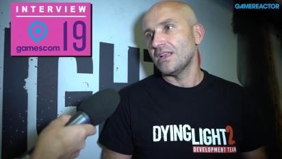 Dying Light 2 - Tymon Smektala haastattelussa