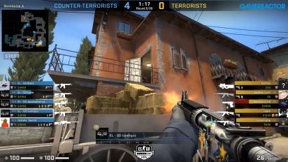 OMEN by HP Liga - Div 7 Round 1 - El - Sadoor Esports vs exh - Inferno - Highlight