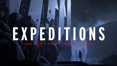 Control - Expeditions-julkaisutraileri