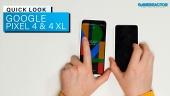 Nopea katsaus - Google Pixel 4 & 4XL