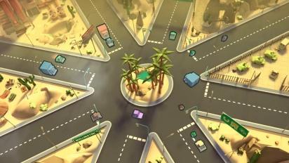 Urban Flow Nintendo Switch Announcement Traileri