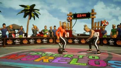 Street Power Football - paljastustraileri