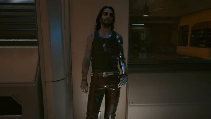 Cyberpunk 2077 - Official Johnny Silverhand Traileri