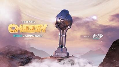 The Cheesy World Championship - Finalistit esittelyssä