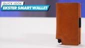 Nopea katsaus - Ekster Smart Wallet