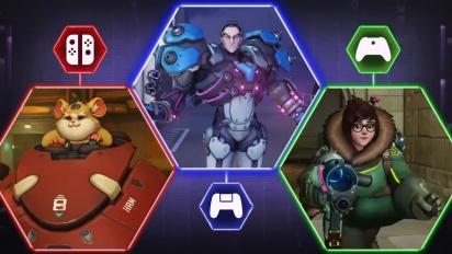 Overwatch - Cross-Play Now Live -traileri