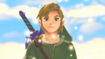 The Legend of Zelda: Skyward Sword HD - Overview Traileri