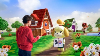 Animal Crossing: New Leaf - TV Commercial