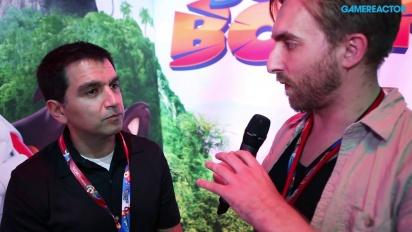 E3 2014: Sonic Boom - Bob Rafein haastattelu