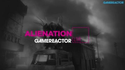 GR Liven tallenne: Alienation