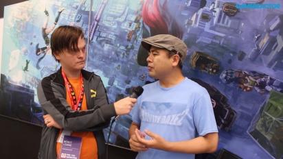 Gravity Rush 2 - Keiichiro Toyaman haastattelu