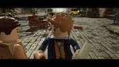 Fantastic Beasts and Where to Find Themin pelikuvaa - Lego Dimensions