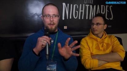 Little Nightmares - haastattelussa Lucas Roussel & Dave Mervik