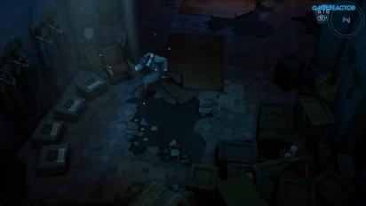 Impact Winter - The Beginning -pelikuvaa, osa 2