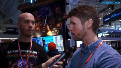 Huntdown - haastattelussa Tommy Gustafsson & Andreas Rehnberg