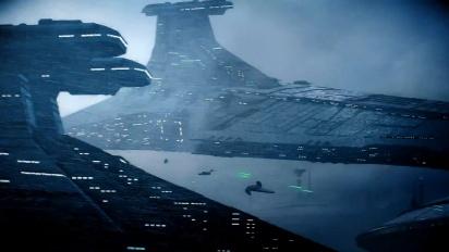 Star Wars Battlefront II - Starfighter Assault -pelikuvatraileri