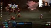GR Liven uusinta: Battle Chasers: Nightwar