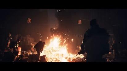 The Division 2 - E3 2018 -traileri