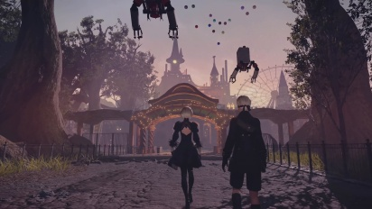 Nier: Automata - Become as Gods Edition E3-traileri