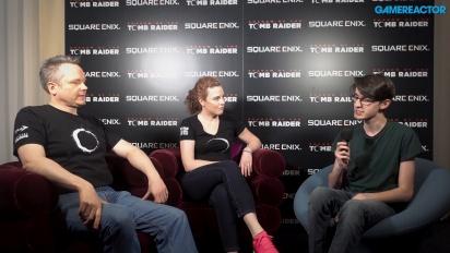 Shadow of the Tomb Raider - Jill Murray ja Arne Oehme haastattelussa
